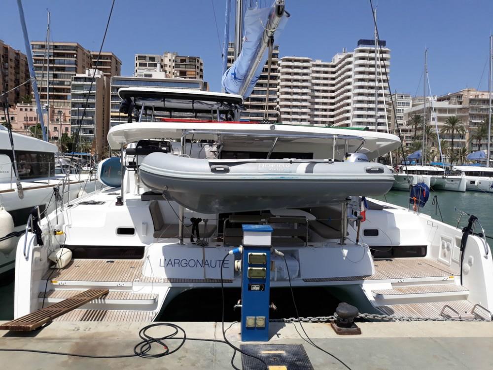 Lagoon Lagoon 42 - 4 + 2 cab. between personal and professional Balearic Islands