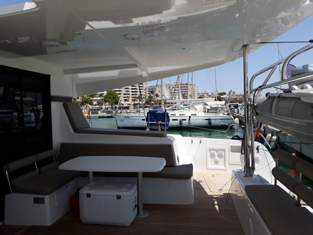 Rental yacht Balearic Islands - Lagoon Lagoon 42 - 4 + 2 cab. on SamBoat