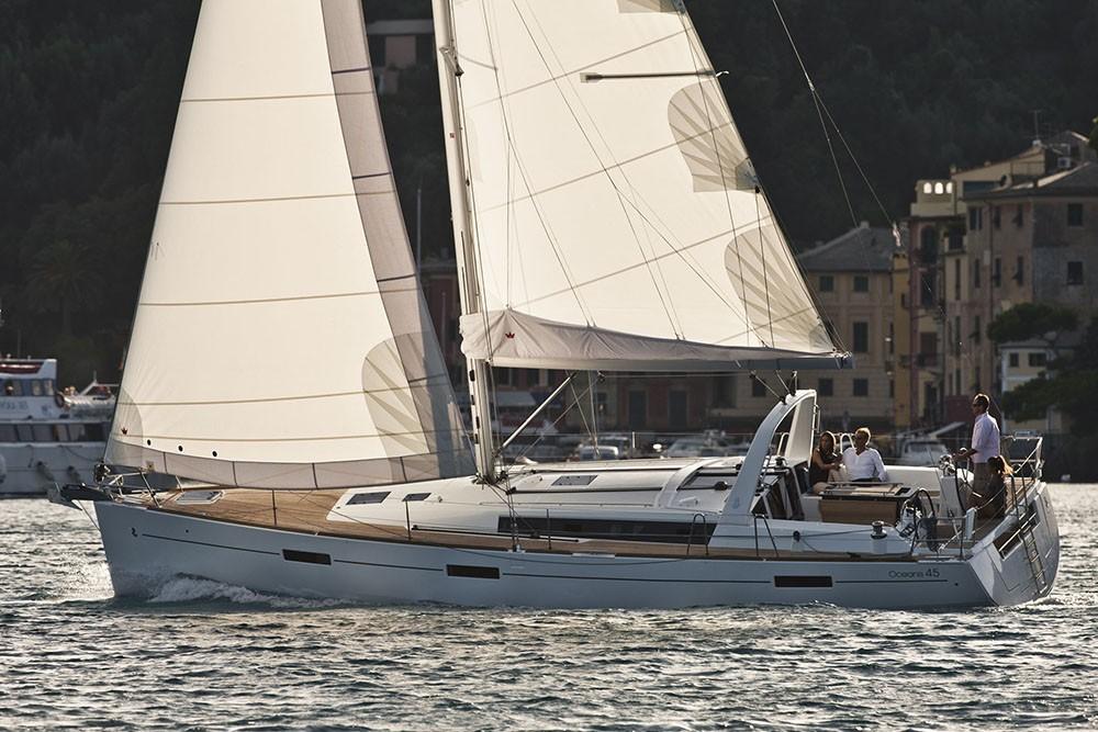 Rent a Bénéteau Oceanis 45 Croatia