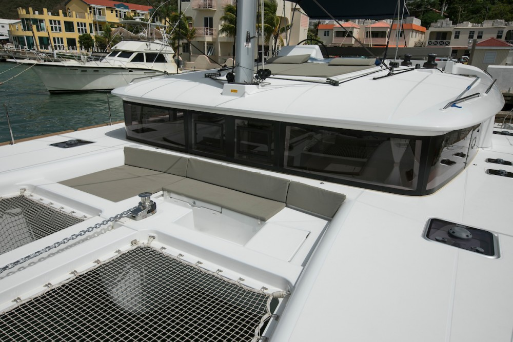 Rental Catamaran in Tortola - Lagoon Lagoon 450