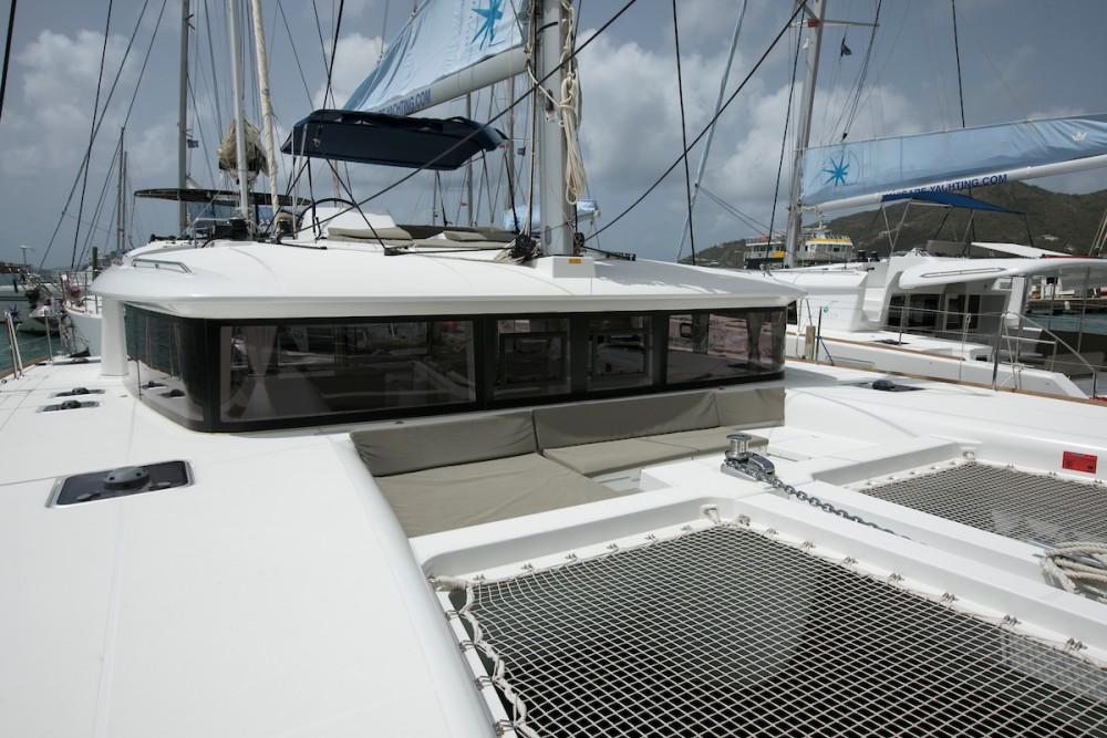 Rent a Lagoon Lagoon 450 Tortola