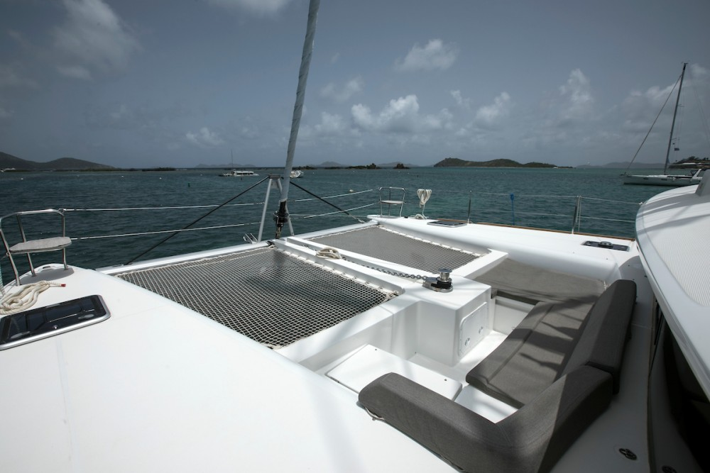 Boat rental Lagoon Lagoon 450 in Tortola on Samboat