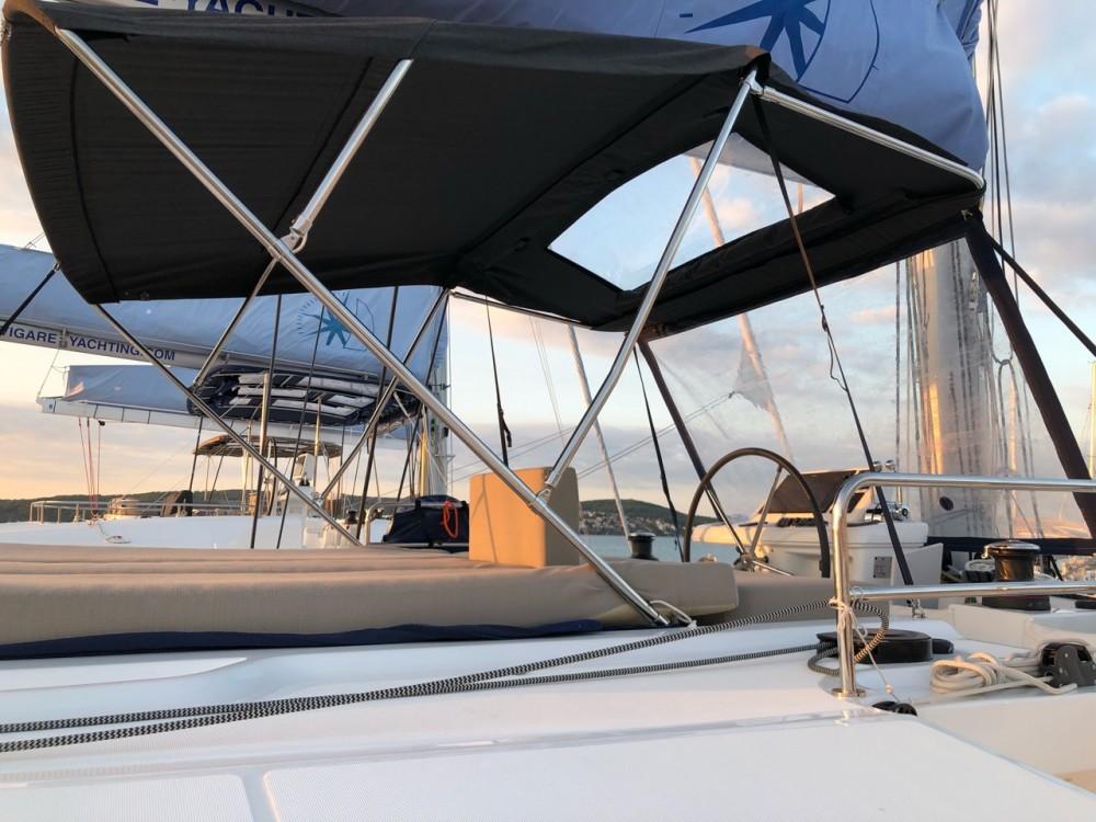 Lagoon Lagoon 50 between personal and professional Tortola
