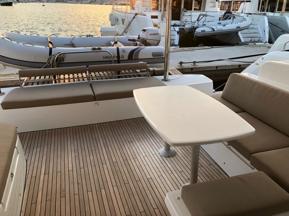 Boat rental Tortola cheap Lagoon 50