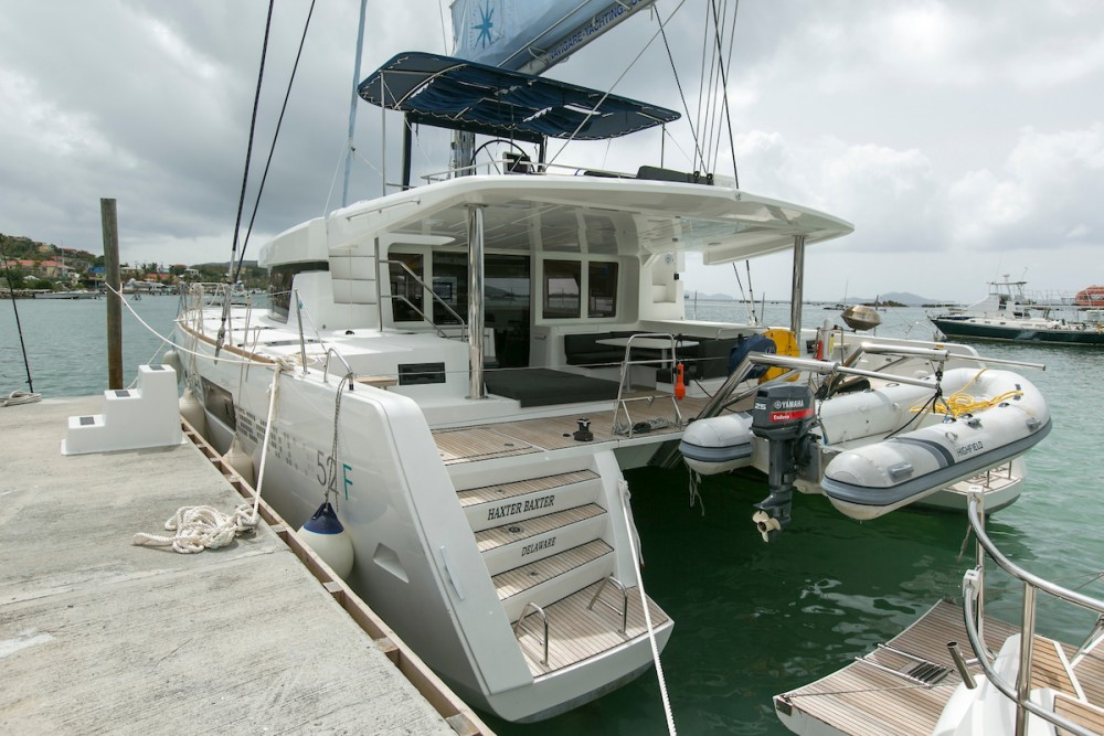 Lagoon Lagoon 52 F between personal and professional Tortola