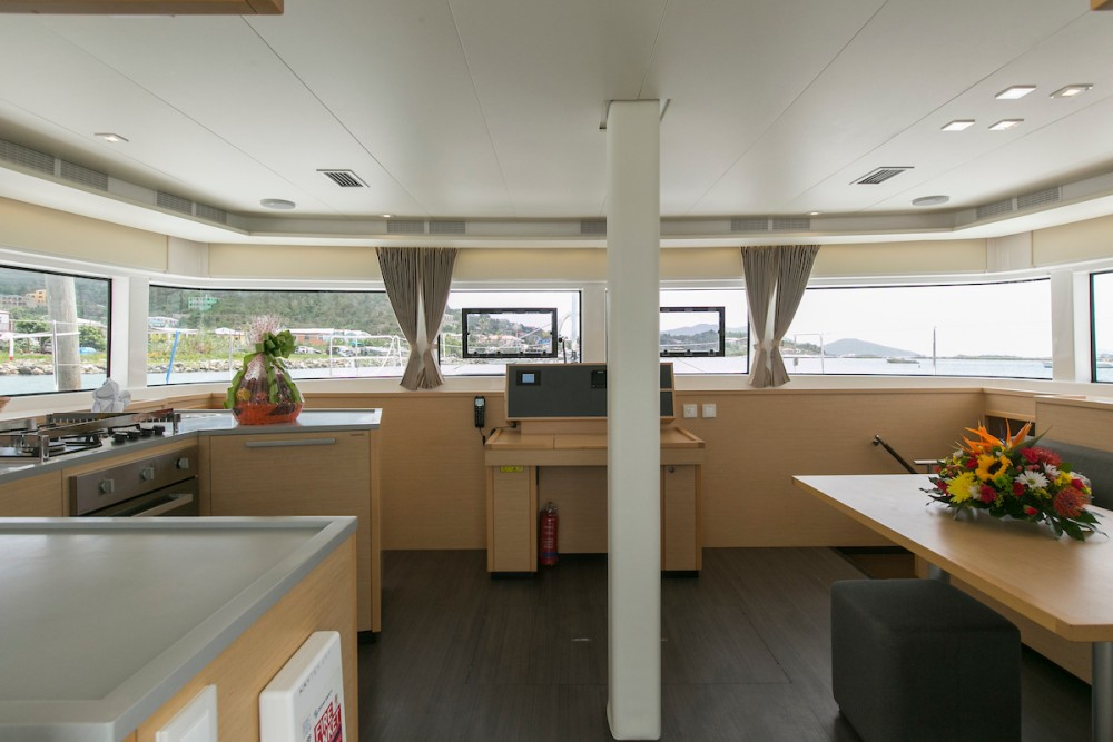 Rental Catamaran in Tortola - Lagoon Lagoon 52 F