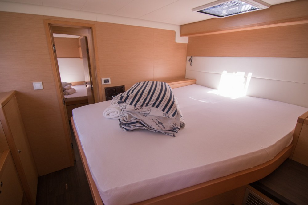 Rental yacht Balearic Islands - Lagoon Lagoon 52 - 6 + 2 cab. on SamBoat