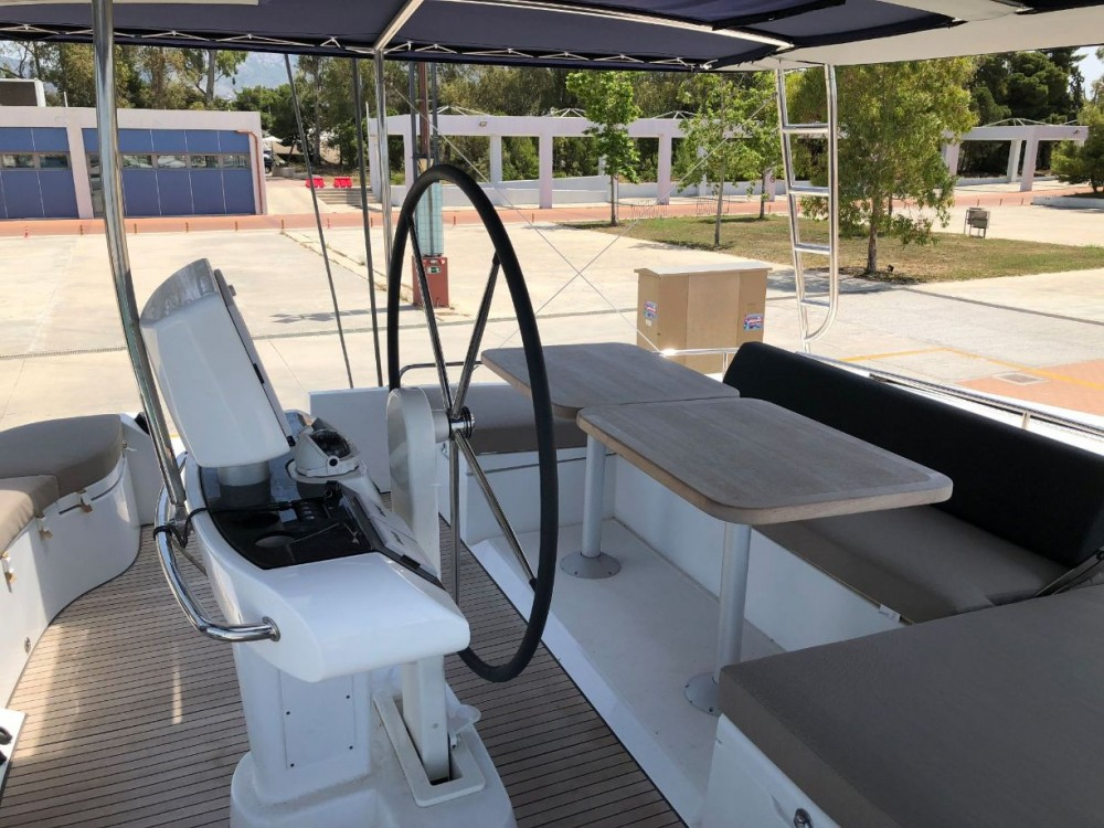 Rental yacht Peloponnese - Lagoon Lagoon 52 - 6 + 2 cab. on SamBoat