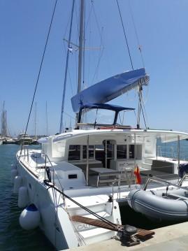 Boat rental Palma de Mallorca cheap Lagoon 450 F