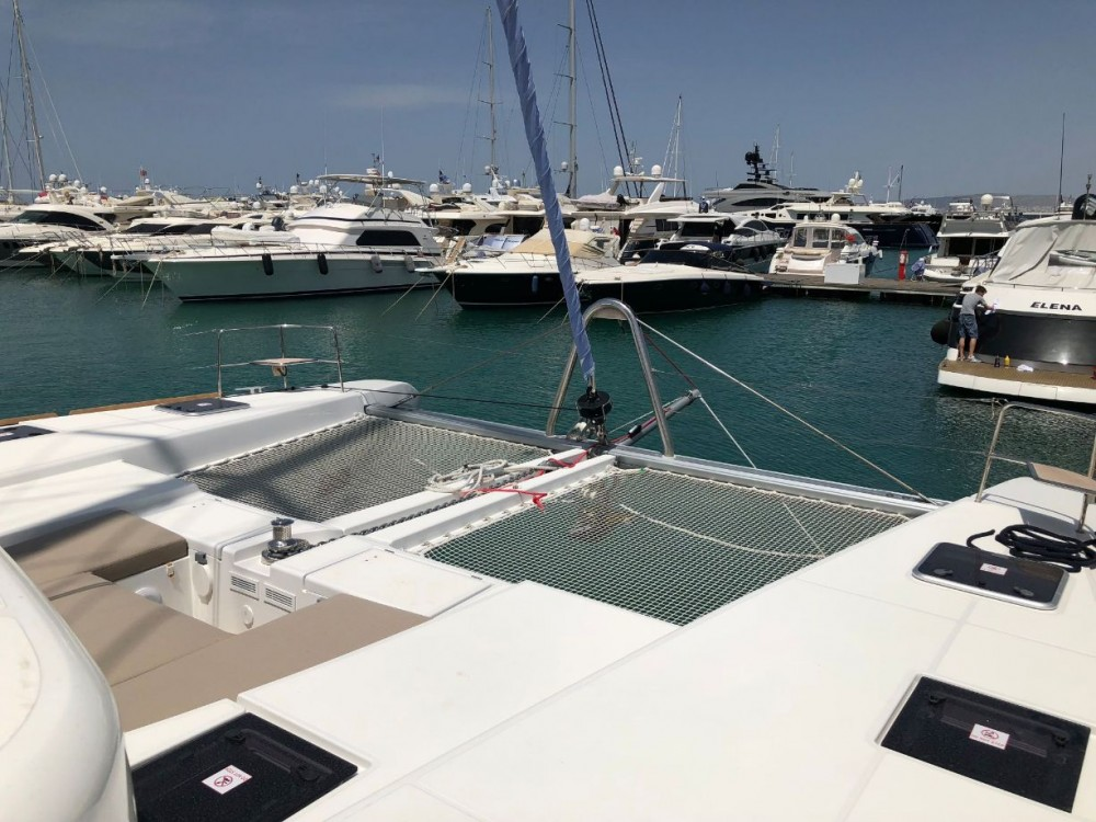 Rental Catamaran in Peloponnese - Lagoon Lagoon 52 - 6 + 2 cab.