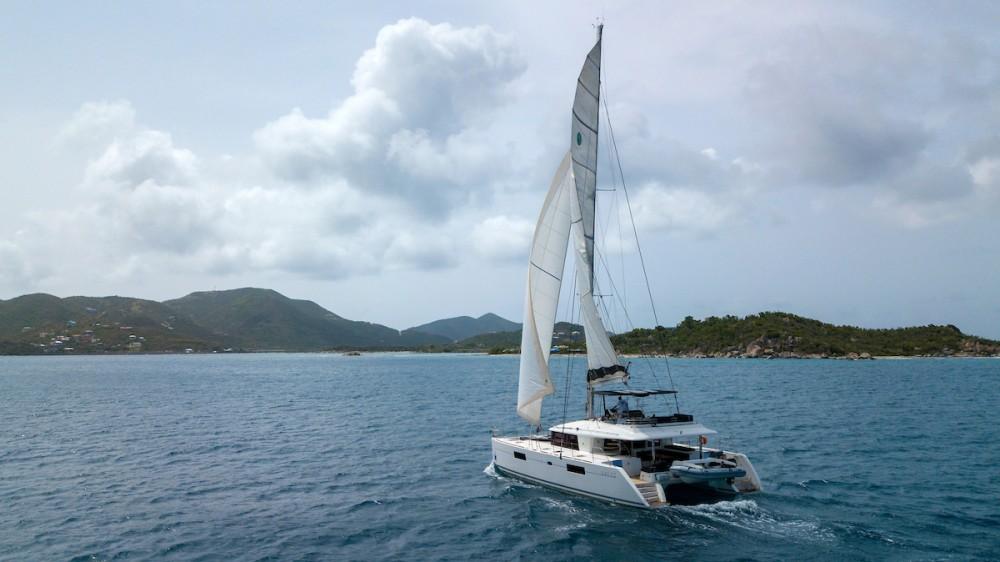 Rent a Lagoon Lagoon 560 S2 Tortola
