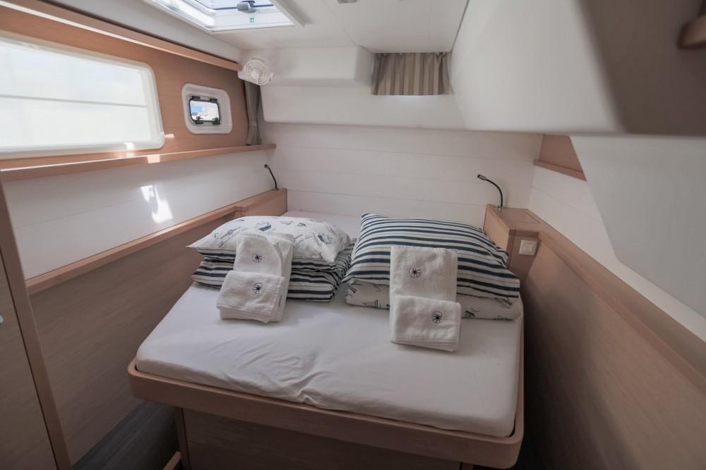 Rental Catamaran in  - Lagoon Lagoon 450 F - 4 + 2 cab.