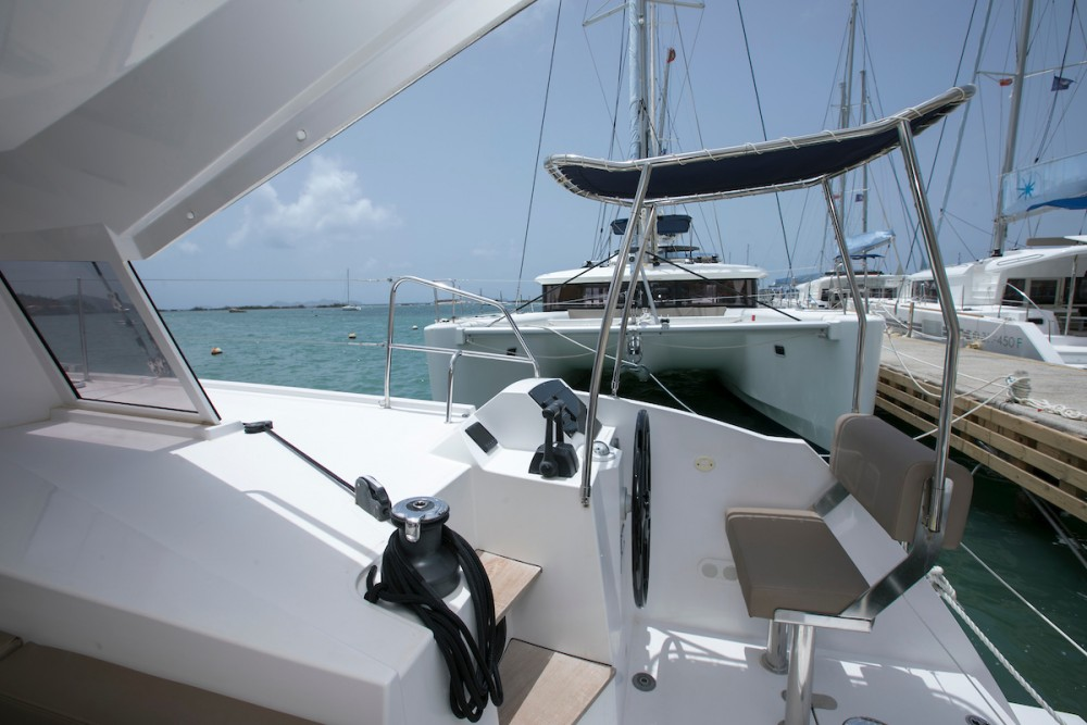 Rent a Nautitech Nautitech 40 Tortola