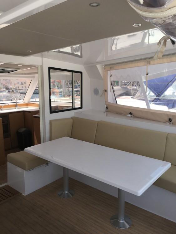 Rental Catamaran in Péloponnèse - Nautitech Nautitech 40
