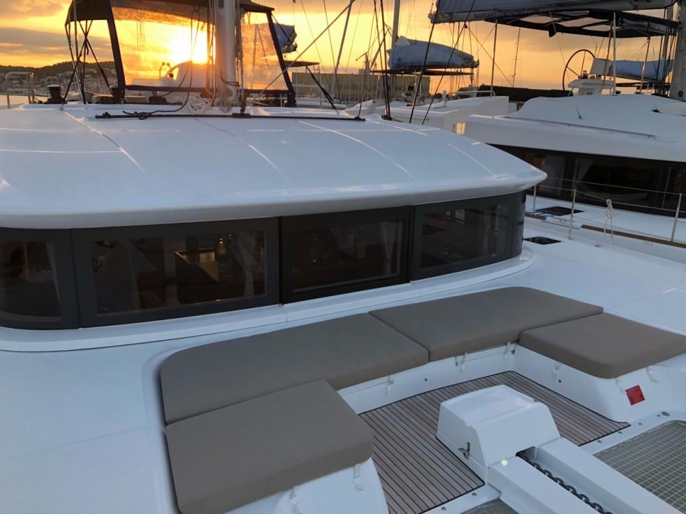 Boat rental Tortola cheap Lagoon 50 - 6 + 2 cab.
