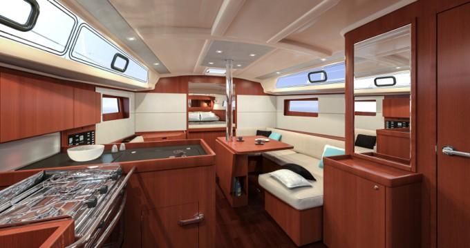 Boat rental Bénéteau Oceanis 41.1 in Göcek on Samboat