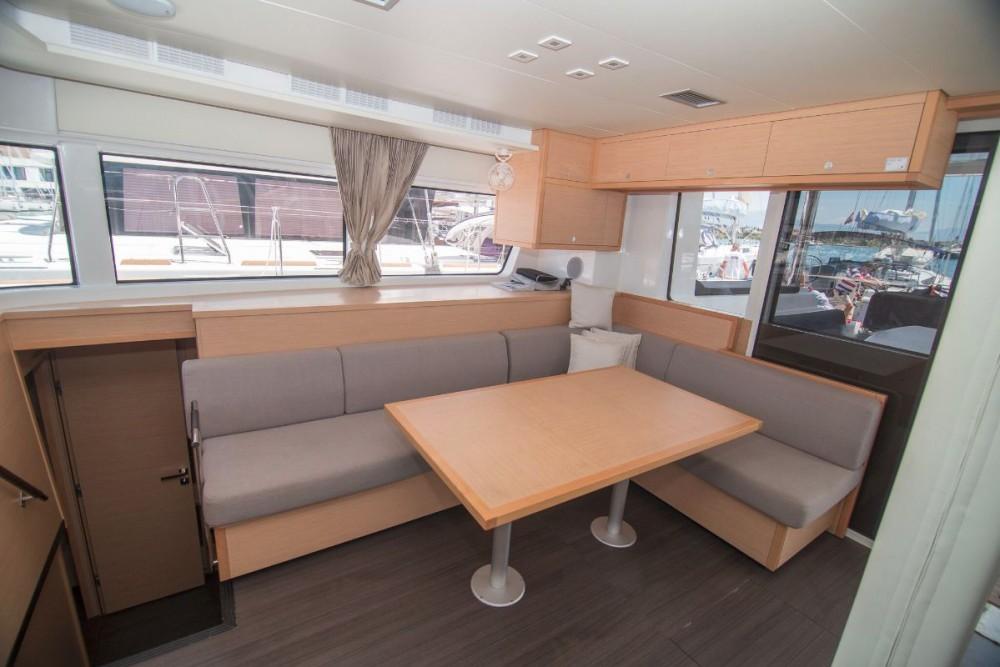 Rental Catamaran in Peloponnese - Lagoon Lagoon 52 - 5 + 2 cab.