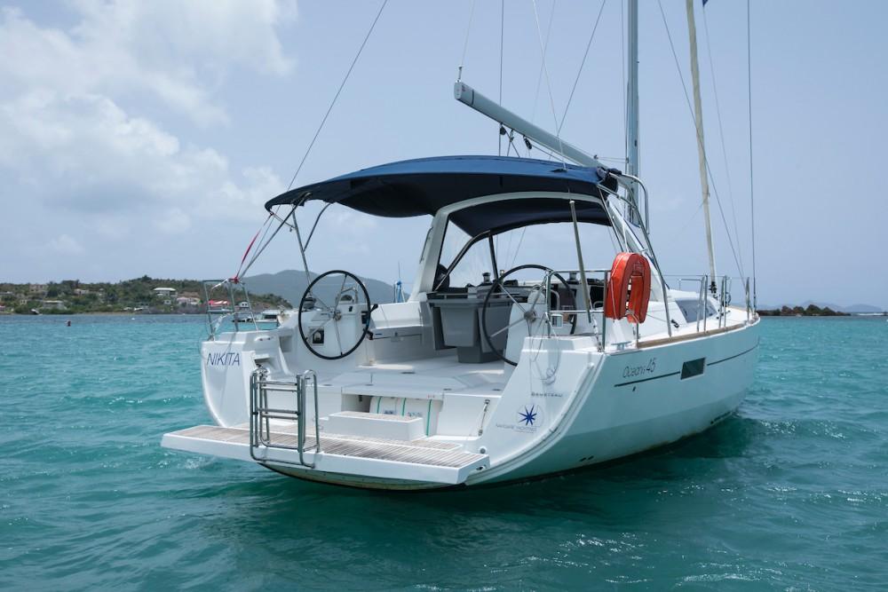 Rental Sailboat in Tortola - Bénéteau Oceanis 45