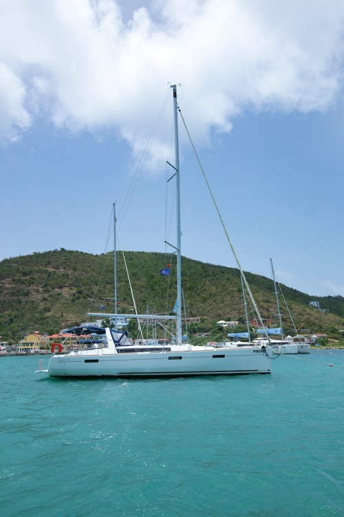 Hire Sailboat with or without skipper Bénéteau Tortola