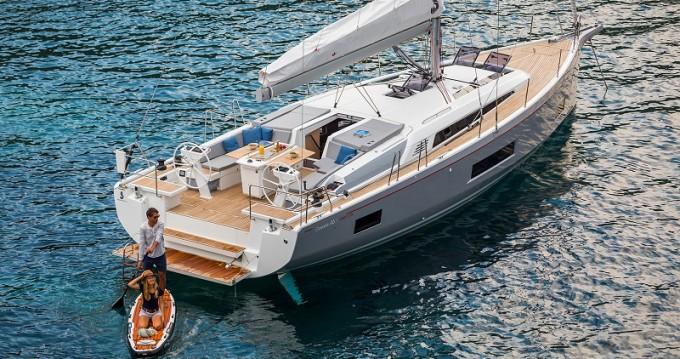 Boat rental Athens cheap Oceanis 46.1