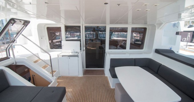 Rental yacht Athens - Lagoon Lagoon 52 F on SamBoat