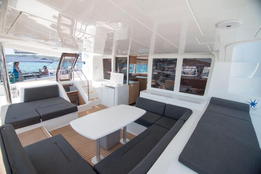 Rental yacht Peloponnese - Lagoon Lagoon 52 - 5 + 2 cab. on SamBoat