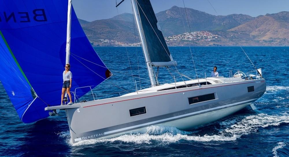 Rent a Bénéteau Oceanis 46.1 Balearic Islands