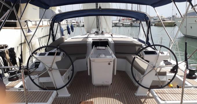 Boat rental Palma de Mallorca cheap Oceanis 46.1