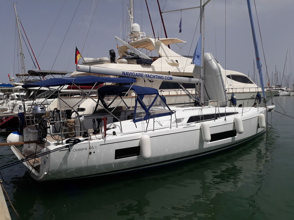 Hire Sailboat with or without skipper Bénéteau Balearic Islands