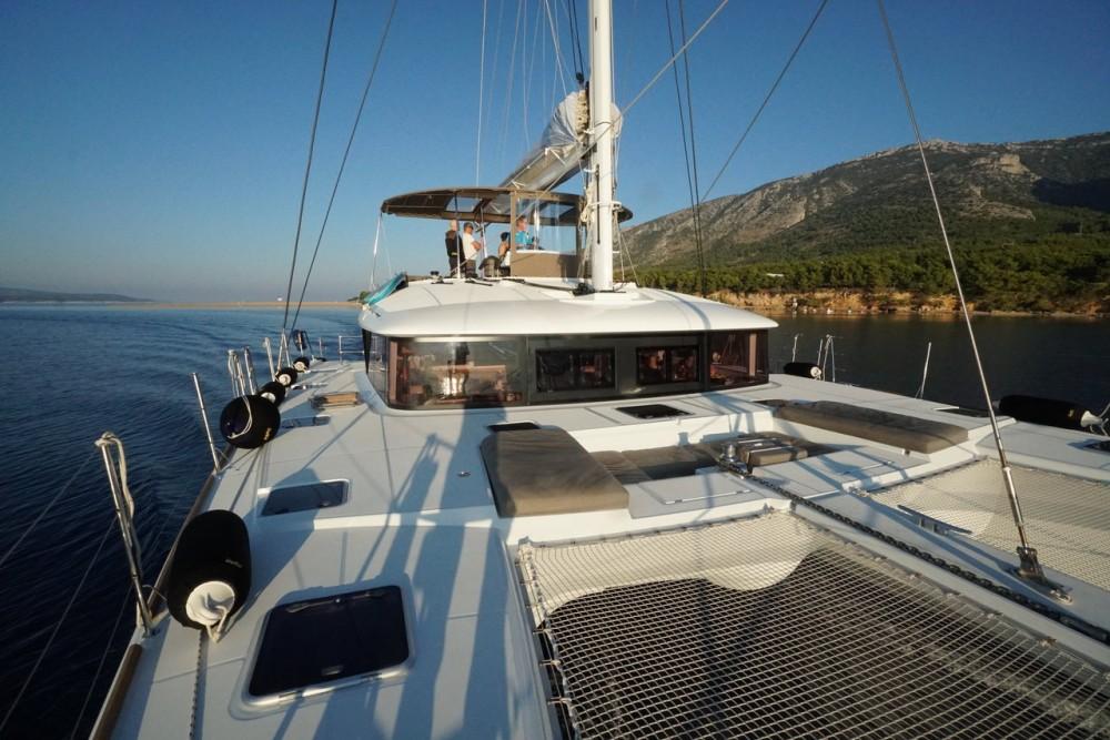 Rental Catamaran in  - Lagoon Lagoon 560 S2 - 5 + 1 cab.