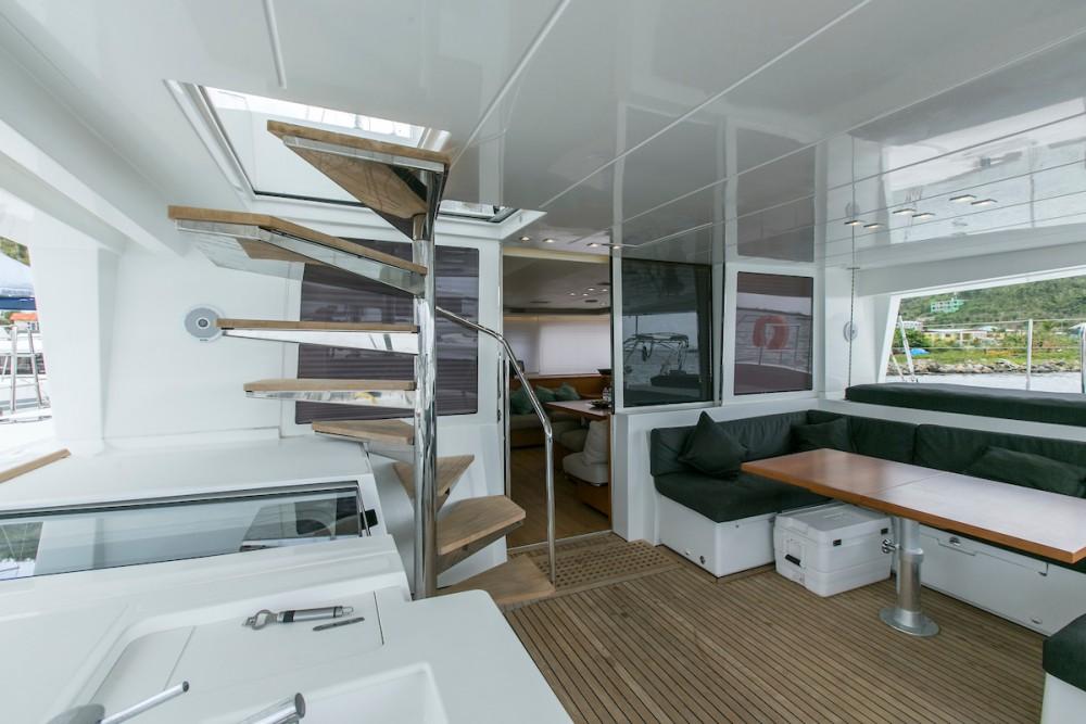 Catamaran for rent Tortola at the best price