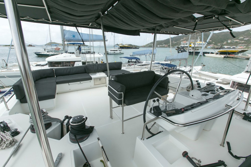 Lagoon Lagoon 560 S2 - 5 cab. between personal and professional Tortola