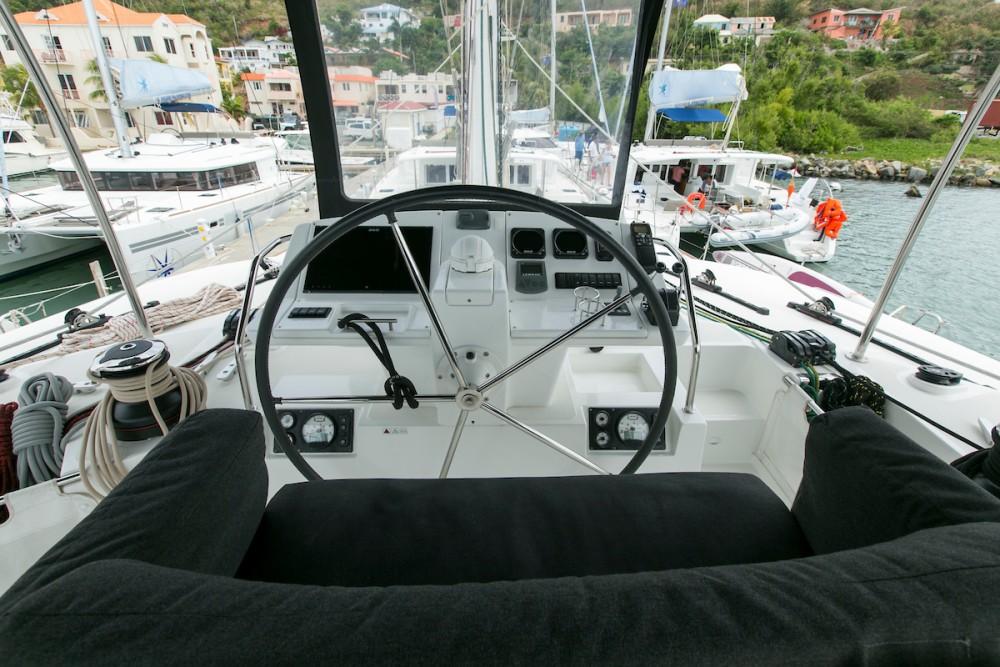 Lagoon Lagoon 560 S2 - 5 cab. between personal and professional Tortola