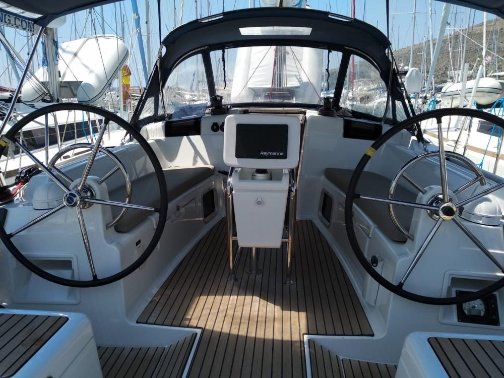 Rental Sailboat in  - Jeanneau Sun Odyssey 419