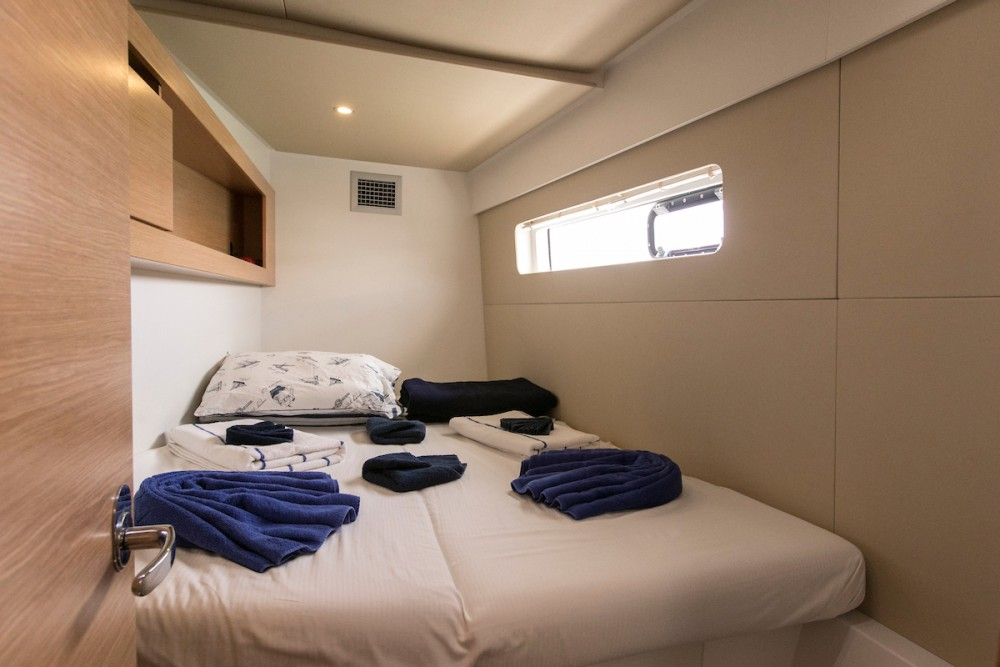 Rental Catamaran in Tortola - Nautitech Nautitech 40