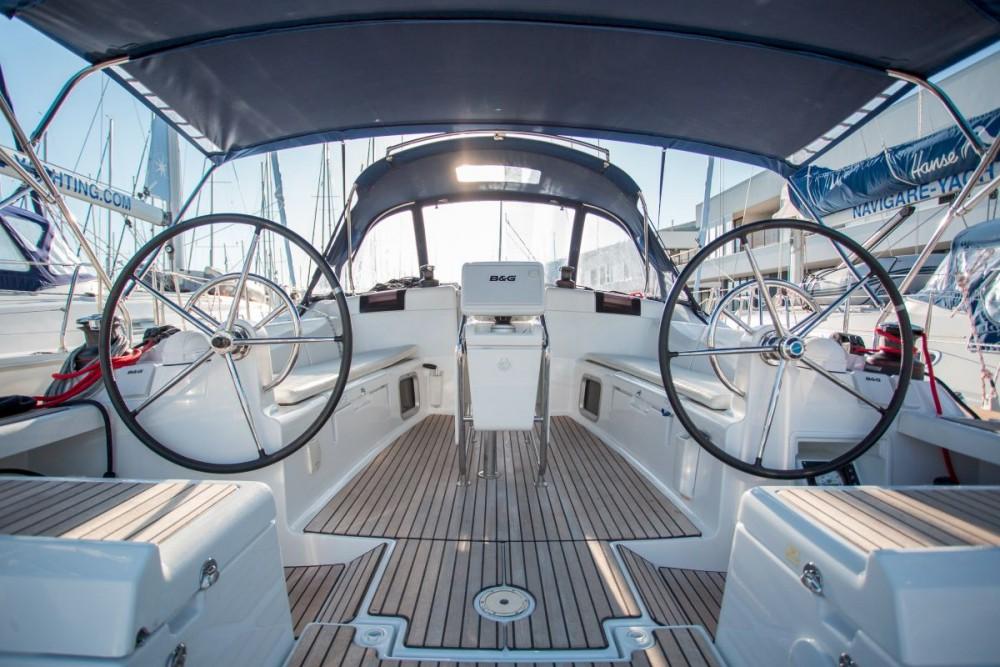 Rental yacht Croatia - Jeanneau Sun Odyssey 439 on SamBoat