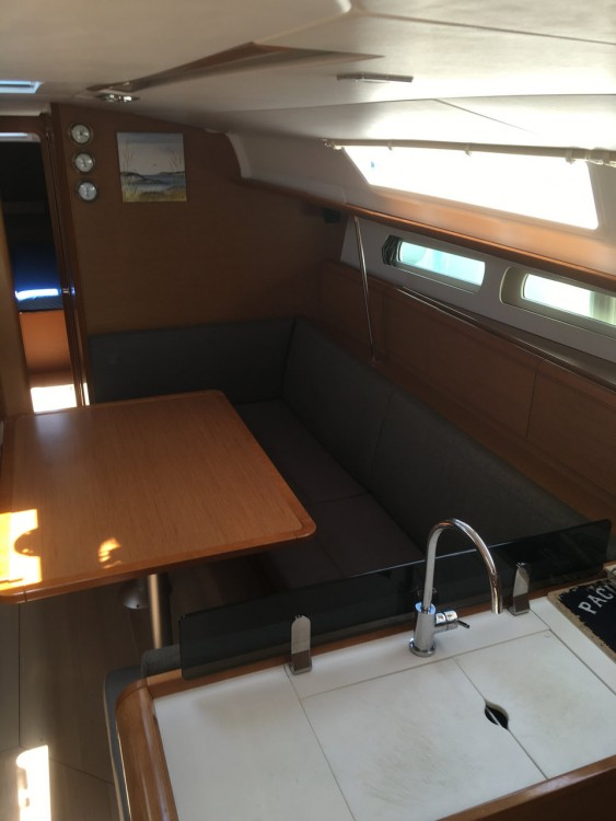 Rental Sailboat in Peloponnese - Jeanneau Sun Odyssey 439