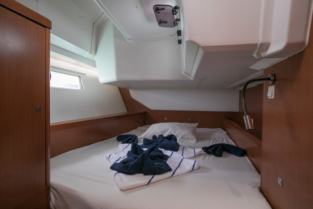 Rental yacht Tortola - Bénéteau Oceanis 45 on SamBoat