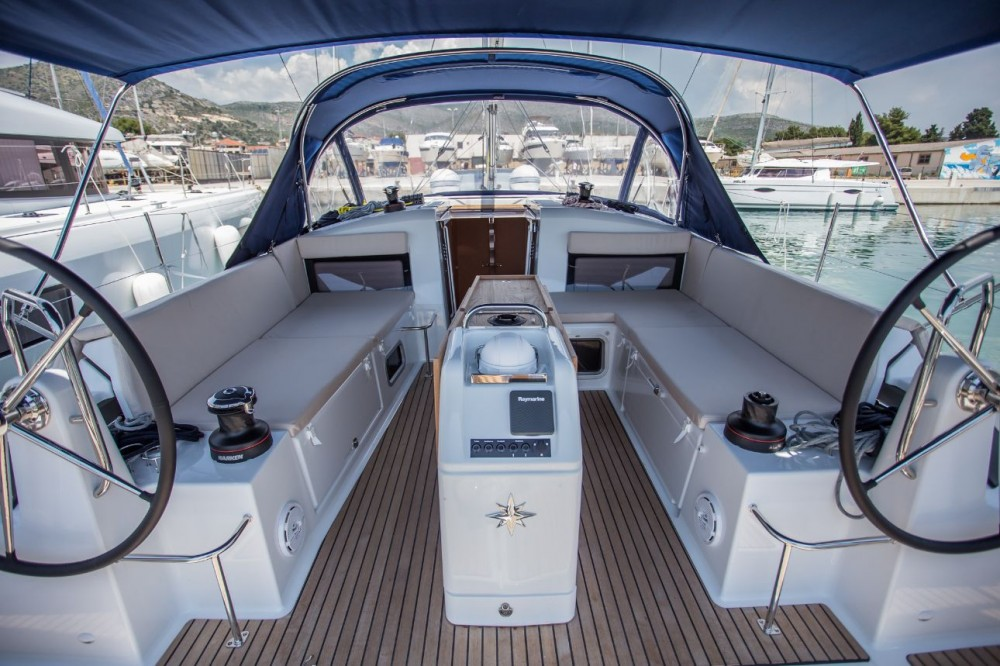 Rental Sailboat in Seget Donji - Jeanneau Sun Odyssey 440