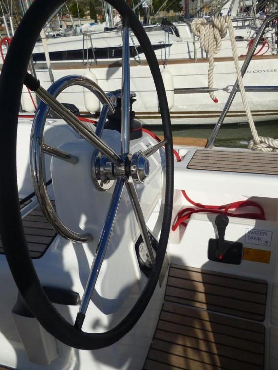 Rental yacht  - Jeanneau Sun Odyssey 439 on SamBoat