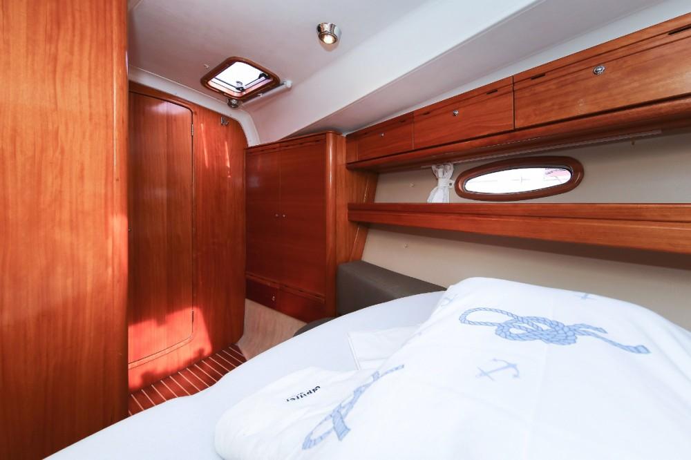 Bavaria Cruiser 39 between personal and professional Pula