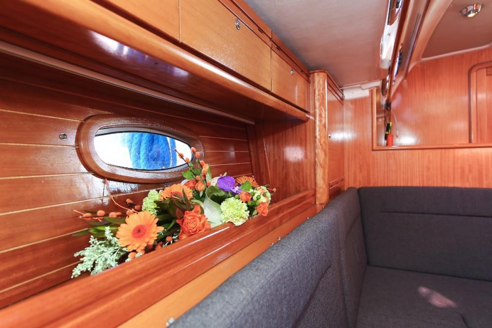 Bavaria Cruiser 46 between personal and professional Pula