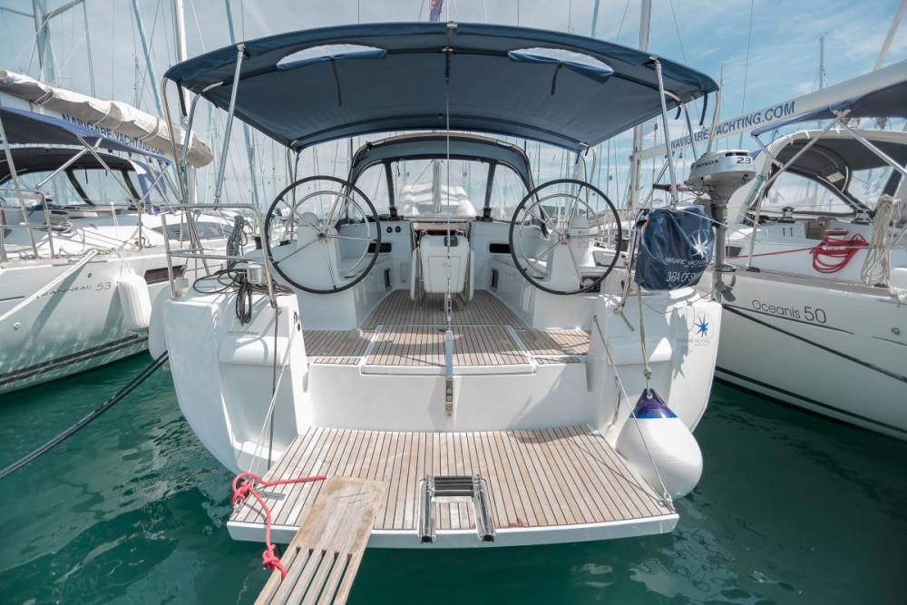 Boat rental Jeanneau Sun Odyssey 469 in Seget Donji on Samboat