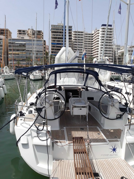 Rental yacht Balearic Islands - Jeanneau Sun Odyssey 479 - 4 cab. on SamBoat