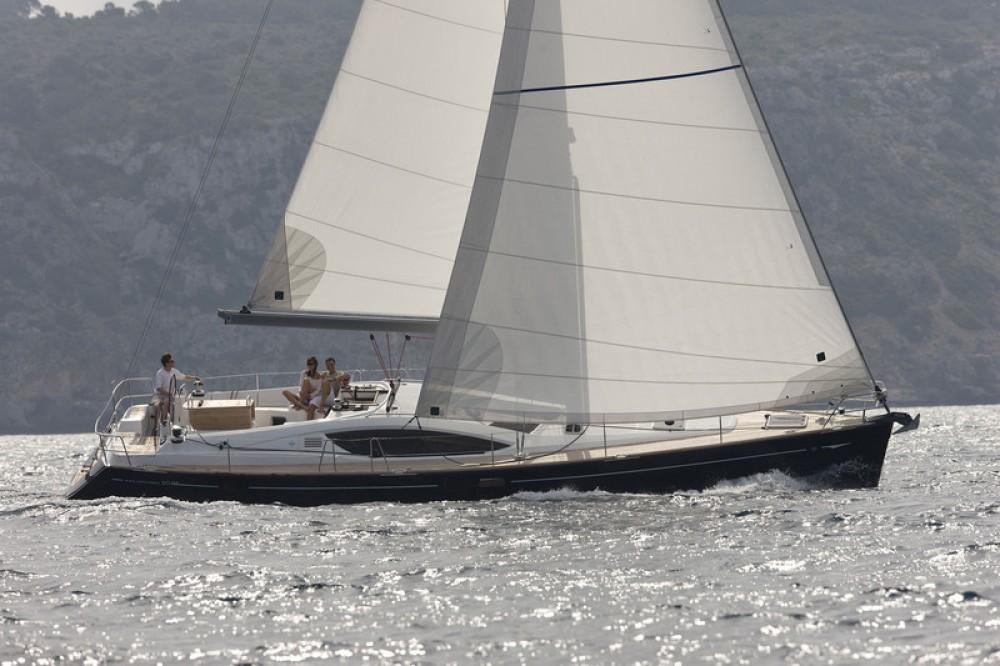 Rental Sailboat in Göcek - Jeanneau Sun Odyssey 50 DS