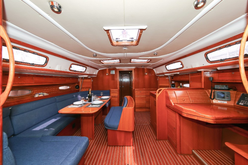 Bavaria Cruiser 50 between personal and professional Pula
