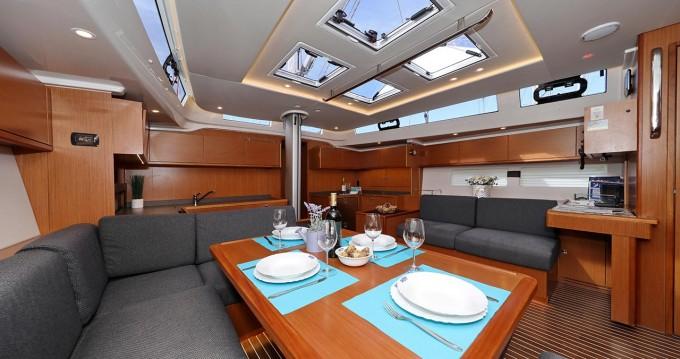 Rental Sailboat in  - Bavaria C 57