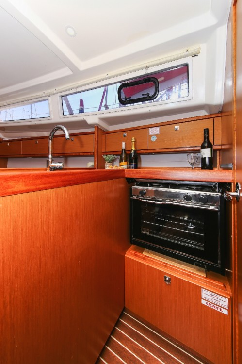 Bavaria Cruiser 33 between personal and professional