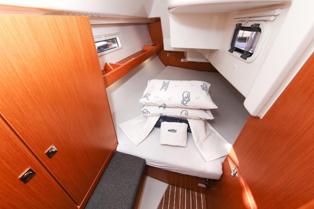 Bavaria Cruiser 34 between personal and professional Croatia