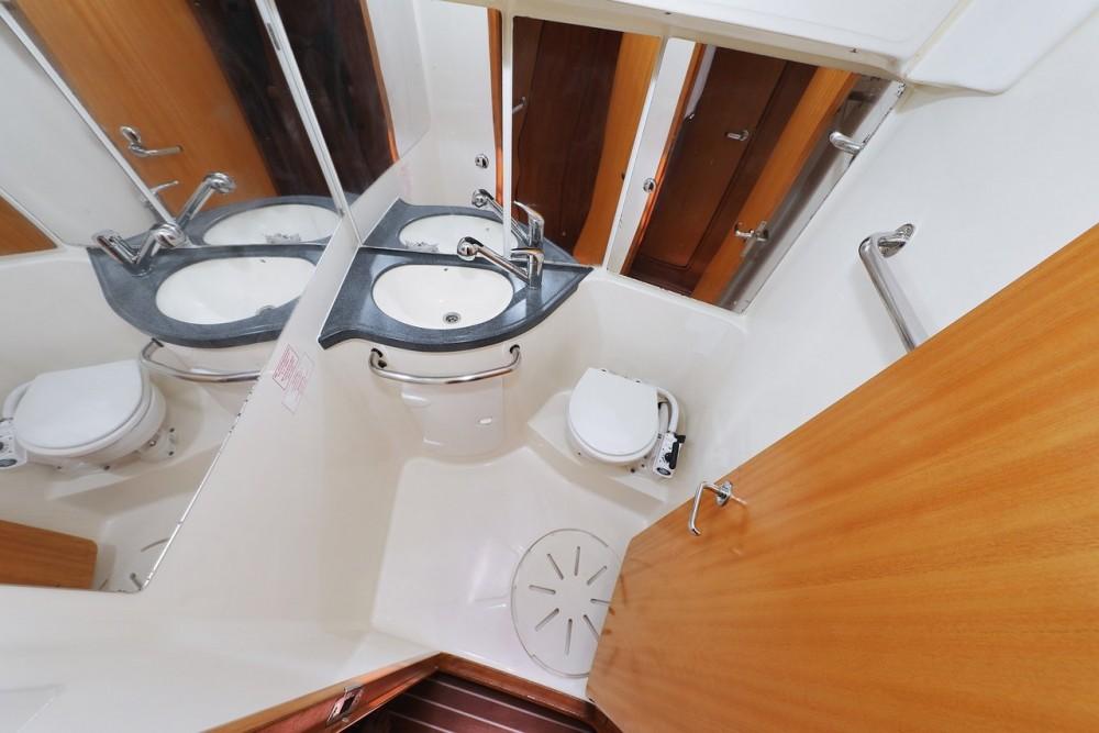 Boat rental Grad Zadar cheap Cruiser 46